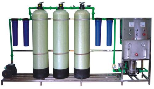 500 Dây chuyền sản xuất nước tinh khiết 500 L/h