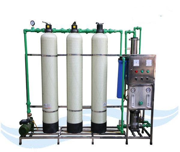 250l Hệ thống lọc nước tinh khiết 250l/h